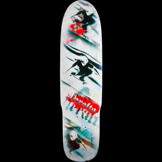 Powell Peralta Stacy Hipster 2 Skateboard Deck - 8.5 x 32.875