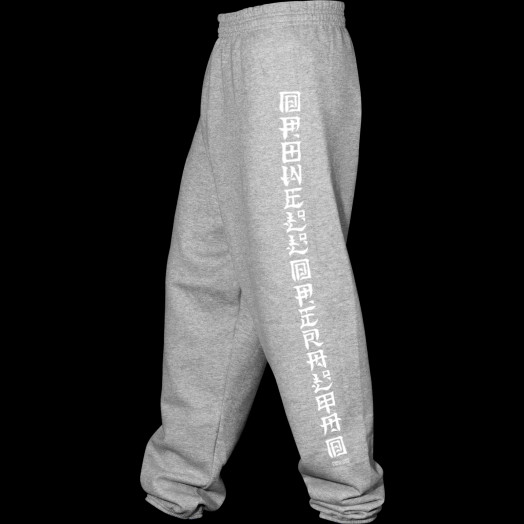 Powell Peralta Animal Chin Sweatpants Heather