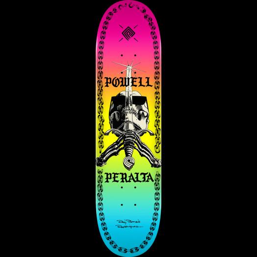 Powell Peralta SAS Chainz Skateboard Deck Colby - 8.25 x 31.95