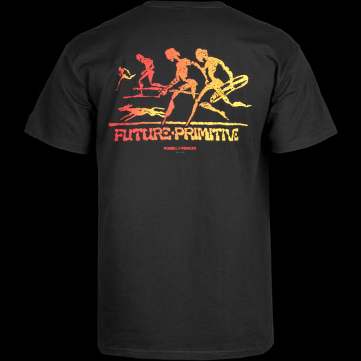 Powell Peralta Future Primitive SE T-shirt - Black
