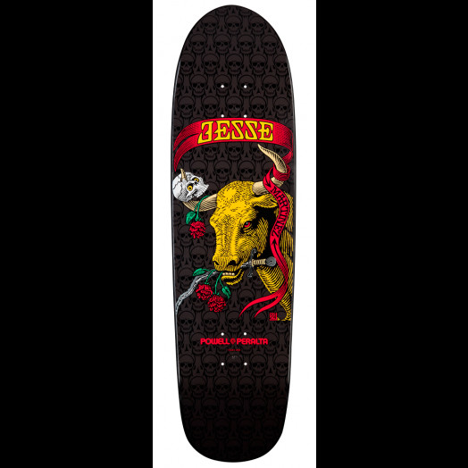 Powell Peralta Jesse Martinez Tribute Skateboard Deck - 9.022 x 33.062
