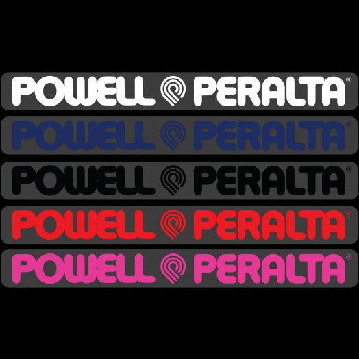Powell Peralta Sticker (Single)