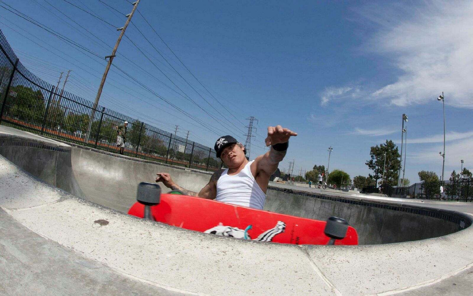 ray rodriguez fs grind